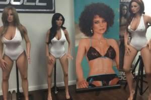 Abyss fabrica muñecas sexuales para clientes de todo el mundo pero no da detalles sobre cuántas vende.