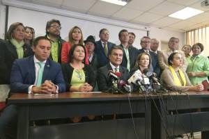 Bloque de PAIS quiere que explique sobre la auditoría de gestión a la deuda del Estado. Foto: API