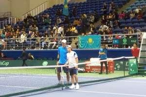 Dmitry Popko y Diego Schwartzman jugaron el segundo punto de la clasificatoria.