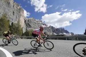 El Giro de Italia es una de las tres grandes pruebas en el calendario ciclista.