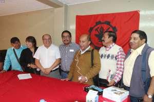 QUITO, Ecuador.- Centrales sindicales como el FUT realizarán una marcha hacia Carondelet para llevar sus propuestas. Foto: API