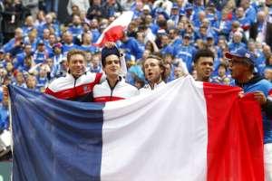 El equipo francés busca ganar el título de la Davis luego de perder las tres últimas finales.