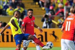 Ecuador visitará a Chile en Santiago por la penúltima fecha de las eliminatorias sudamericanas.
