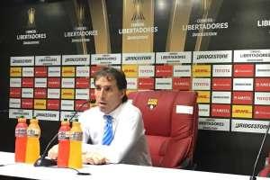 El estratega Guillermo Almada señaló que Barcelona merecía la clasificación por ser superior al rival.