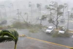 El huracán María golpeó el Caribe poco tiempo después de Irma.