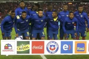 Dos 'tricolores' no podrán actuar en la última fecha de eliminatorias, ante Argentina en Quito.