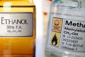 Existe un riesgo de muerte entre las 12-36 horas después de la ingestión de metanol, aunque  el tiempo puede variar dependiendo de la cantidad que haya sido ingerida. Foto: referencial