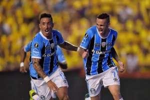 Gremio se convirtió en el primer visitante en golear en una semifinal de la Libertadores.