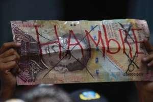 En Venezuela, el dinero local ha perdido velozmente su valor.