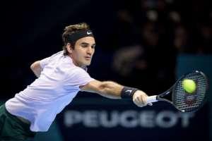 El suizo, número 2 del mundo, debutó con una victoria en el Masters de Londres.