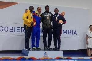 Dos preseas de bronce y dos de plata más se suman al registro de la delegación nacional. Foto: Tomada de la cuenta Twitter @ECUADORolimpico