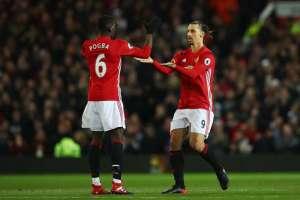 Zlatan Ibrahimovic y Paul Pogba están recuperados y listos para reaparecer con el United.