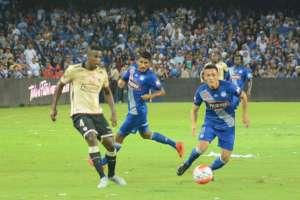 El argentino lamentó que hayan sufrido ante Independiente del Valle. Foto: API