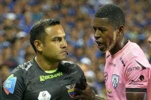 La directiva de Independiente del Valle decidió separar al jugador por su comportamiento antideportivo.