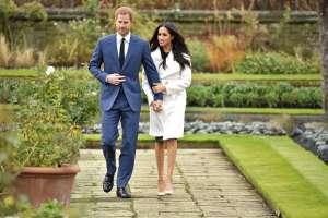 LONDRES, Reino Unido.- Enrique, quinto en la línea de sucesión al trono, y Markle son pareja desde hace un año y medio. Foto: AP.