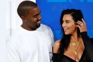 Kim Kardashian Y Kanye West en 2016.