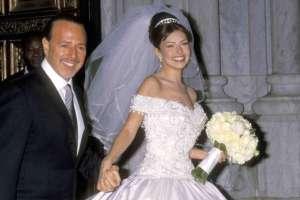 Así sorprendió Tommy Mottola a Thalía en el 17 aniversario de su boda