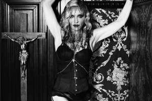 La cantante estadounidense estuvo dedicada a ser madre por tiempo completo este 2017.     Foto:Instagram Madonna