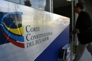 La Corte Constitucional tienen 7 días improrrogables para que elaboren un informe. Foto: Archivo