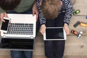 Reducir el tiempo que los niños pasan ante una pantalla es una batalla diaria difícil.