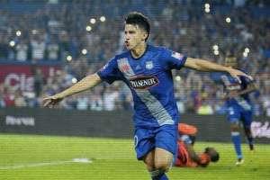 El volante ecuatoriano Fernando Gaibor es el objetivo de Independiente de Avellaneda.