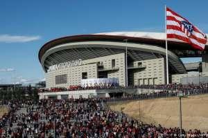 El nuevo estadio del Atlético Madrid tiene capacidad para 67.829 espectadores. Foto: Tomada de www.dw.com