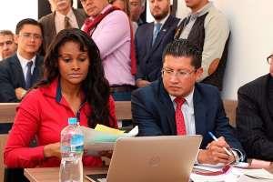 Diana Salazar, a través de decreto presidencial, es designada directora nacional de la Unidad de Análisis Financiero. Foto: archivo