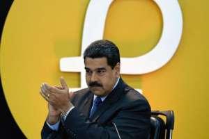 """El presidente Nicolás Maduro habló de una """"jornada histórica""""."""
