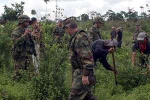Cárteles mexicanos estarían vinculados en ataques en frontera, según ministro del Interior. Foto: Archivo - Referencial