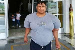 Alejandro Ramos dice que le gustaría volver a bucear.