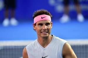 El español se resintió de su lesión en la pierna que lo obligó a dejar el Australian Open. Foto: AFP