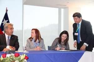 Presidente Moreno resaltó que el Ecuador es una nación que respeta a los inversionistas. Foto: Flickr Presidencia