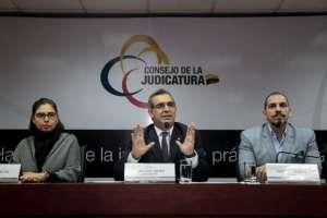 Cpccs cesó a Gustavo Jalkh y a 4 vocales del Consejo de la Judicatura. Foto: Archivo