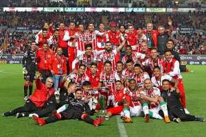Necaxa ganó la Copa MX tras superar en la final a Toluca con gol en contra de Santiago García.
