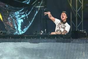 El célebre DJ Avicii muere a los 28 años. Foto: AFP