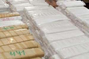 Perú decomisa dos toneladas de cocaína destinada a Hong Kong. Foto: Referencial