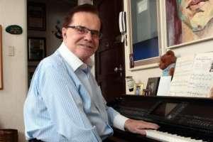 Bernard Fougères falleció hoy, sábado 5 de mayo del 2018, en la clínica Alcívar en Guayaquil, a los 84 años de edad. Foto: Redes