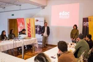 La XV edición del Festival EDOC inicia el miércoles 9 de mayo.