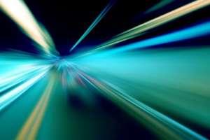 Para ser exactos, la velocidad de la luz en el vacío es 299.792.458 metros por segundo.