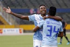 Los 'millonarios' vencieron 2-0 a los de Sangolquí en el estadio Olímpico Atahualpa. Foto: API