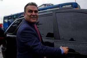 QUITO, Ecuador.- Alianza PAIS sancionó al expresidente de la Asamblea por su participación en un audio. Foto: API