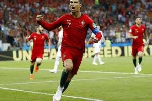 La actuación del crack portugués en el primer partido de Portugal causó furor. Foto: AP.