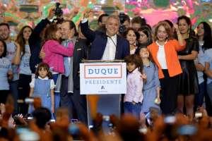 """Duque anunció el domingo que realizará """"correcciones"""" a ese histórico acuerdo. - Foto: AFP"""