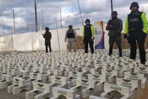 Decomisan más de medio millón de dólares en mercancía ilegal solo en una semana. Foto: Aduana Ecuador