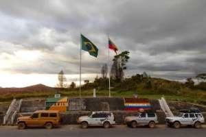 """""""No hay cómo cerrar la frontera"""" Brasil-Venezuela, aclara Temer. Foto: Archivo"""