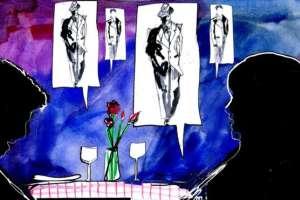 Los celos retroactivos y cómo pueden arruinar una relación.
