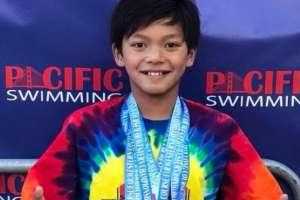 Kent ganó las siete pruebas en las que participó en el Far Western International.