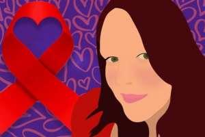 Según Becky, es difícil encontrar historias de mujeres con VIH/SIDA que compartan su experiencia, por eso está contando la suya.