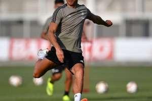 El delantero portugués confesó que esperaba jugar algún día en el equipo italiano. Foto: Tomada del Instagram @cristiano