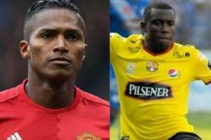Antonio Valencia y Marcos Caicedo lamentaron las pérdidas humanas en este accidente.